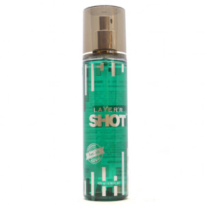 Original Layer'r Shot Royal Jade Body Spray 135 ml