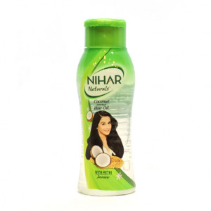 Original Nihar Naturals Coconut With Methi Hair Oil 100 ml