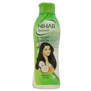 Original Nihar Naturals Coconut With Methi Hair Oil 200 ml