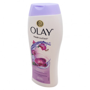 Original Olay Fresh Outlast Soothing Apaisante Orchid & Black Current Body Wash 700 ml