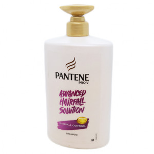 Original Pantene Advanced H.S. Hairfall Control Shampoo Pump 1 Ltr