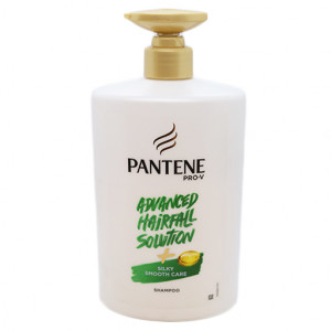 Original Pantene Advanced H.S. Silky Smooth Care Shampoo Pump 1 Ltr