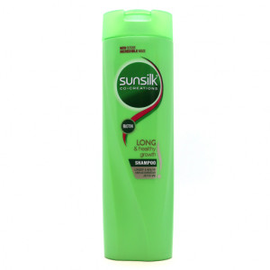 Original Sunsilk Long & Healthy Growth Shampoo 375 ml