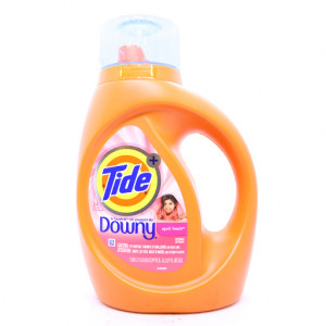Original Tide + A Touch of Downy Liquid Laundry Detergent