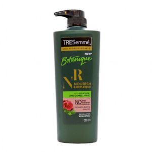Original Tresemme Nourish & Replenish Shampoo Pump 580 ml