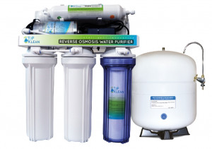 Top Klean 5 Stage water purify  RO system with pump