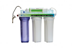 Top klean 4 stage water purify  TPWP-504