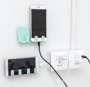 Wall Mount Phone Holder