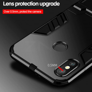 Oppo A3s  A5 Armor Shockproof Phone Cover