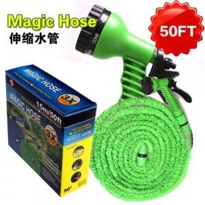 Expandable Magic Water Hose Pipe 50 Ft
