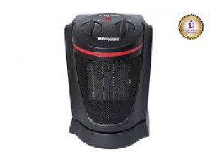 Miyako Electric Room Heater - Black