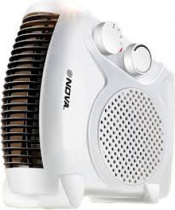 Nova Electric Room Heater 2000W