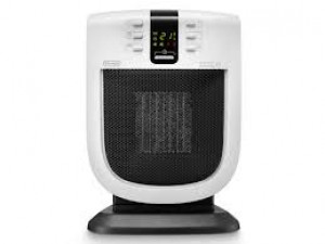 Delonghi DCH5091ER Room Heater With Remote - Grey