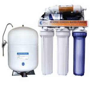 Easy Pure Reverse Osmosis (RO) Water Purifier