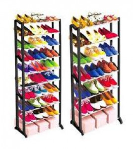 Amazing 10 Tier Shoe Rack