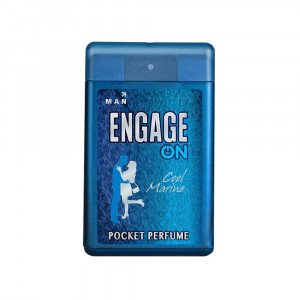 Engage Pocket Perfume for Man - 18ml (Indian)