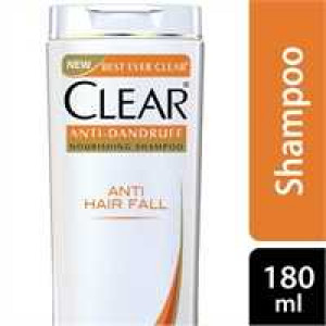 Clear Shampoo Anti Hairfall Anti Dandruff