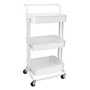 Multi-Function Storage Cart