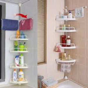 4 Layer Multi Corner Shelf