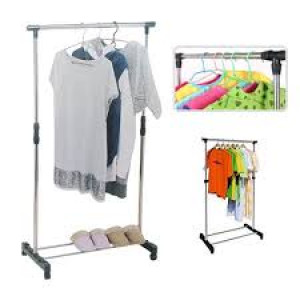 CLOTH HANGER RACK (Single Hanger Single Rack)