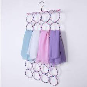 28 Scarf Holders Cloth Hanger