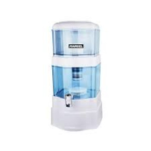 Water Purifier Filter - 30L - White