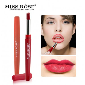 Miss Rose Waterproof Lipsticks And Lipliner