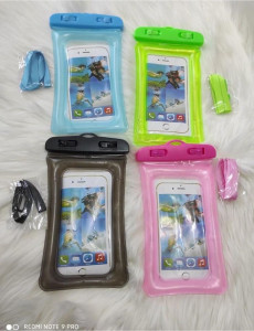 Waterproof Mobile Phone Pouch Bag
