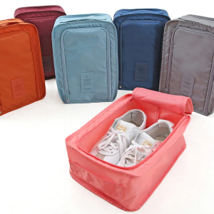 Portable Travel Tote Waterproof Shoes Pouch Bag
